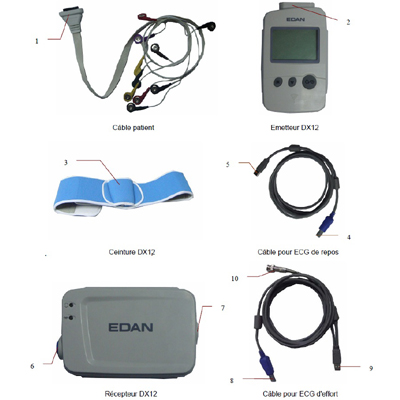 ECG_EDAN_SE1010_Repos_Effort_Wireless_Accessoires_Small_FR