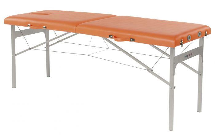 Table de massage avec tendeurs Ecopostural hauteur fixe C3412