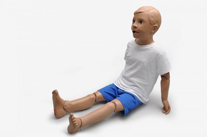 Mannequin de soins pédiatrique W45085