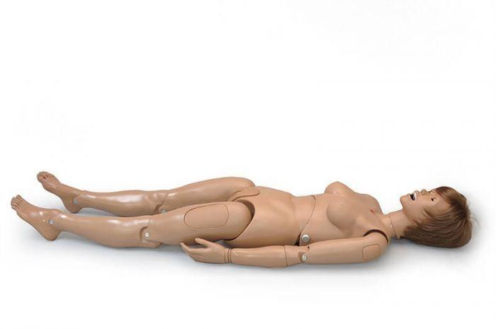 Mannequin pour soins hospitaliers de base (féminin) W45057