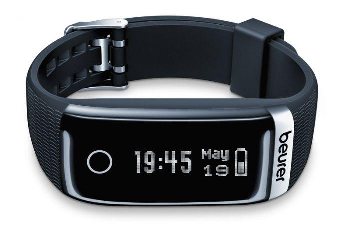 Capteur d'activité connecté Bluetooth Beurer AS 87