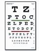 Test visuel de Snellen à 6m