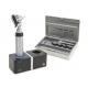 Trousse Otoscope BETA 400 F.O. LED - BETA4 NT avec poignée rechargeable + Chargeur de table NT4