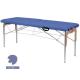 Table de massage avec tendeur Ecopostural hauteur fixe 3312, Lavande, 62 x 182 cm M41