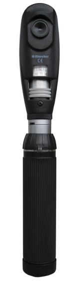 Rétinoscope (à fente) /Ophtalmoscope Ri-scope 2.5 V HL manche C