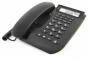 Doro Téléphone filaire Comfort 3005, Noir