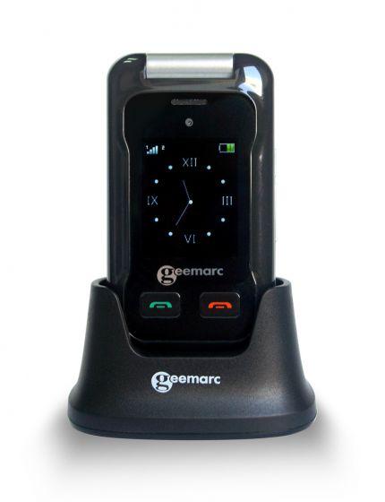 Téléphone portable amplifié CL8500 Geemarc