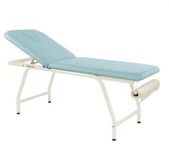 Table de massage fixe en métal 2 plans Ecopostural C4592