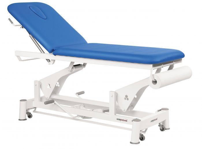 Table de massage hydraulique 2 plans Ecopostural C5752