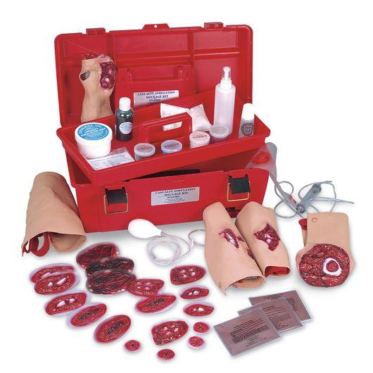 Kit de simulation de blessures II 3B Scientific W44520
