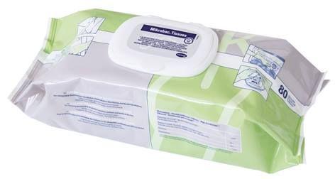 Lingettes désinfectantes Mikrobac Tissues Hartmann