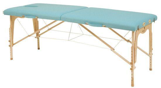 Table de massage avec tendeurs Ecopostural hauteur réglable C3211
