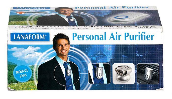 Purificateur d'air Lanaform Personal Air Purifier LA120203