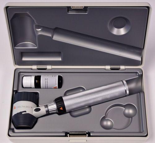 Trousses de Dermatoscope HEINE DELTA® 20 T