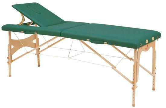 Table de massage avec tendeur Ecopostural hauteur réglable C3209