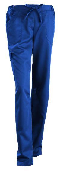 Pantalon médical pour Femme JULIETTE Clemix 2.0 Lafont Bleu marine