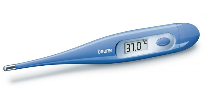 Thermomètre digital Beurer FT 09 (bleu)