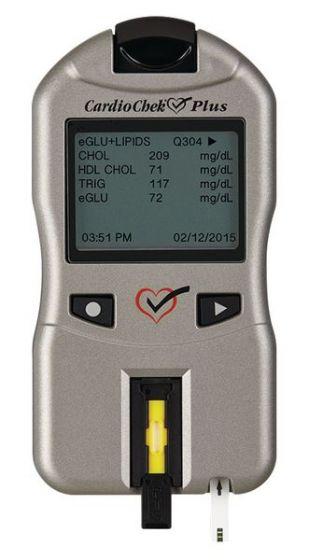 Lecteur de glycémie CardioChek Plus