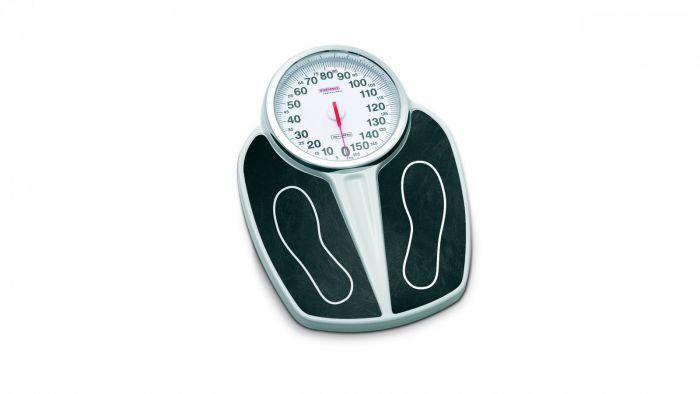 Pèse personne mécanique Soehnle 6163