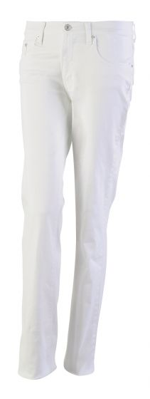 Pantalon jean médical pour Femme MAEL Clemix 2.0 Lafont Blanc
