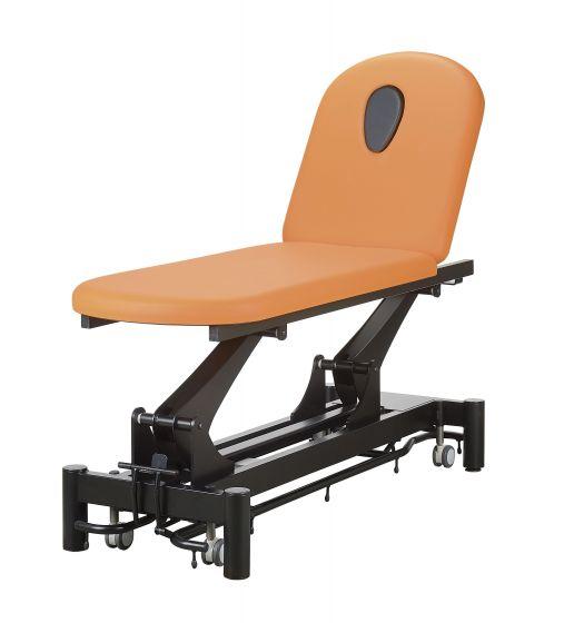 Table de massage électrique pour kiné à hauteur variable 2 plans Carina 77702