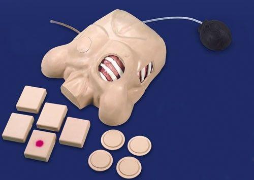 Mannequin de simulation de drainage pleural R10130 Erler Zimmer