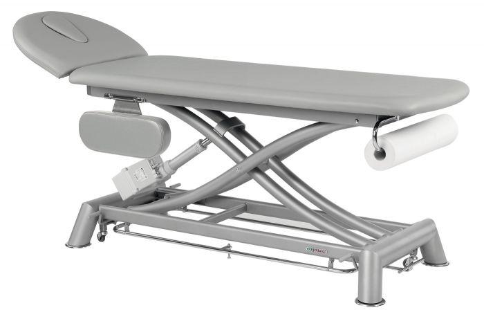 Table de massage électrique 2 plans barres péripheriques Ecopostural C7924 62x207 cm (M48)