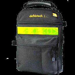 Sacoche de transport DAC-100 pour défibrillateur Defibtech LifeLine AUTO, Semi-Automatique et de Formation