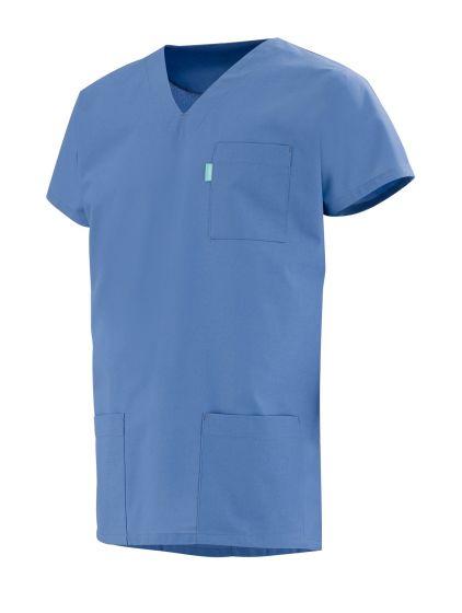 Tunique médicale mixte ZOE couleur