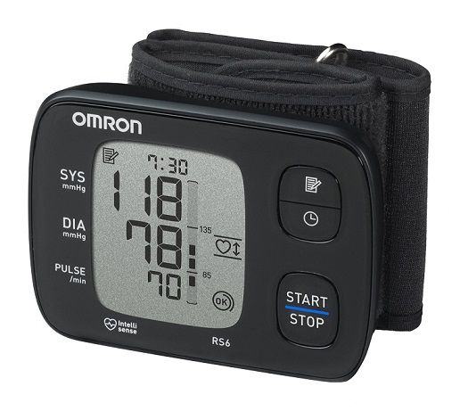 Tensiomètre Electronique Omron RS6 au poignet