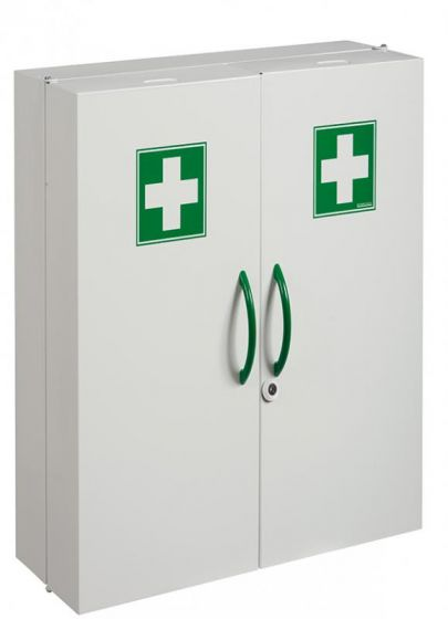 Armoire à pharmacie 2 portes CLINIX Rossignol