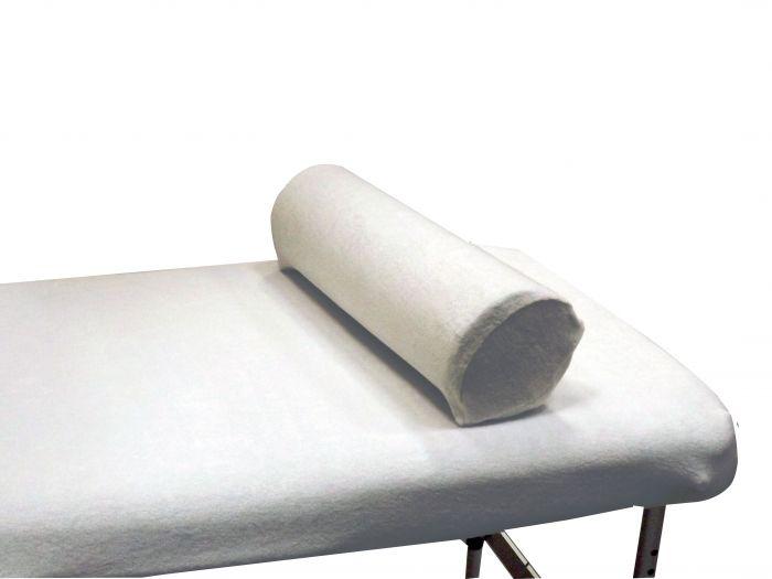 Housse pour coussin de massage traversin coton 280gr Mediprem