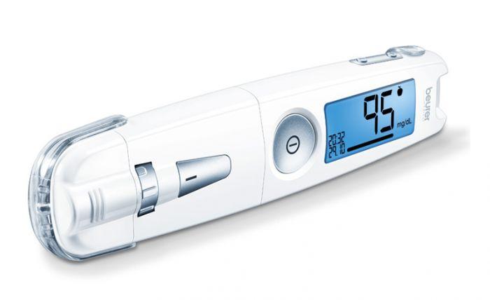 Appareil de mesure de glycémie Beurer GL 50 mg/dL - Pure white