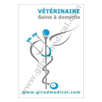 Caducée Vétérinaire Girodmedical