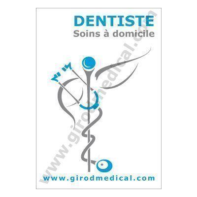 Caducée Dentiste Girodmedical