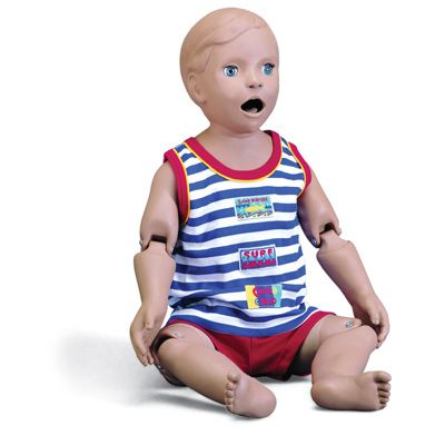 Mannequin de soins pédiatrique W45062