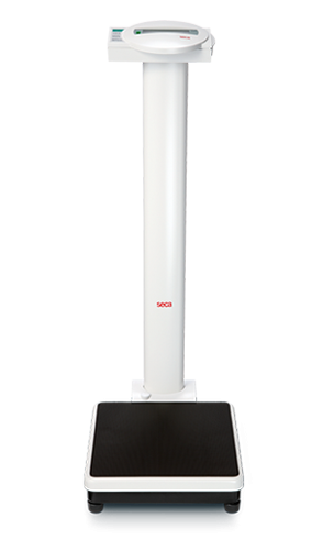 SECA  799 Pèse-personne électronique à colonne à fonction BMI