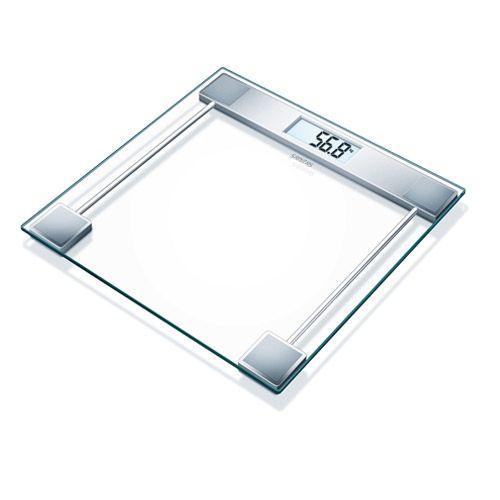 Pèse-personne en verre Sanitas SGS 06