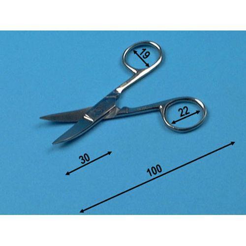 Ciseaux à Ongles Courbes Holtex 10 cm