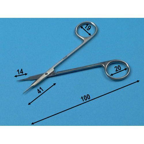 Ciseaux Stevens droits Holtex 18 cm