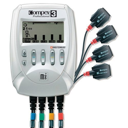 Electrostimulateur Compex 3 Professional