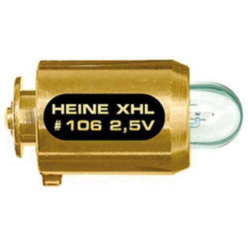 Ampoule 2,5V  XHL Xénon Halogène Heine 106