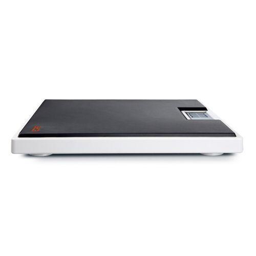 Pèse-personne électronique à revêtement caoutchouc Seca clara 803 noir