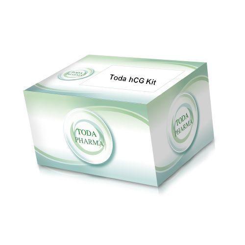 Test de grossesse format cassette : Toda hCG Kit