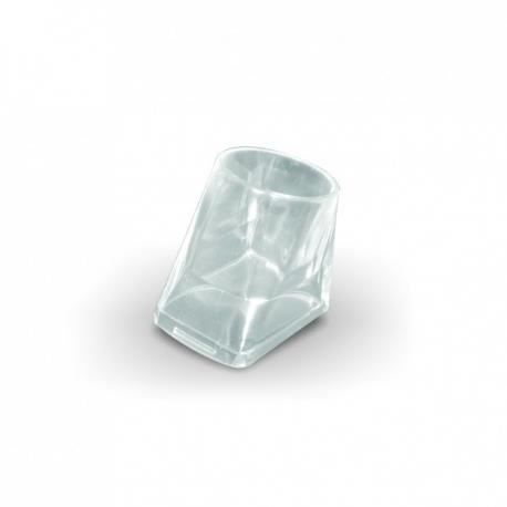 Embouts PVC réutilisables pour Spiromètre électronique nSpire Piko-6 (lot de 10)