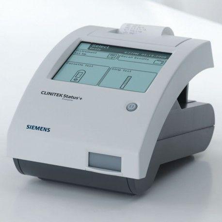 Lecteur de bandelette urinaire et test de grossesse Siemens Clinitek Status +