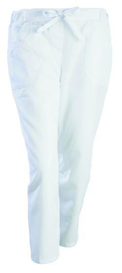 Pantacourt médical pour Femme JULIA Clemix 2.0 Lafont Blanc