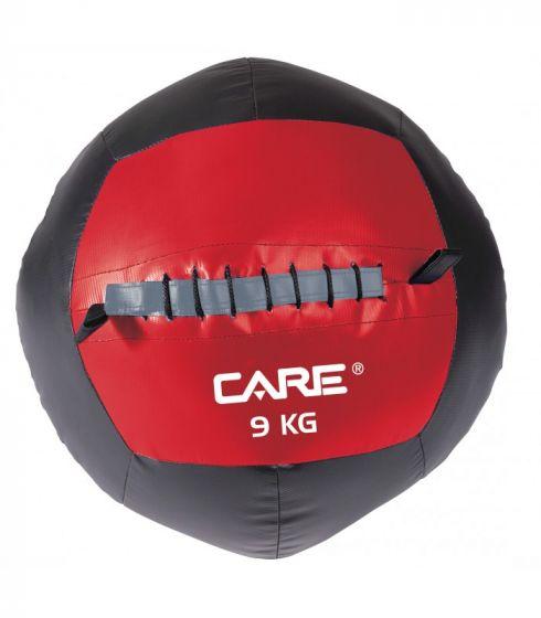 Balle lestée 9kg Care Fitness
