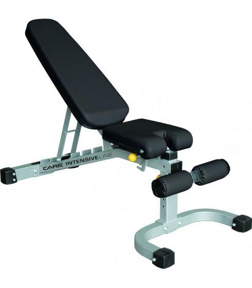Banc de musculation multi-positions 461300 CareFitness