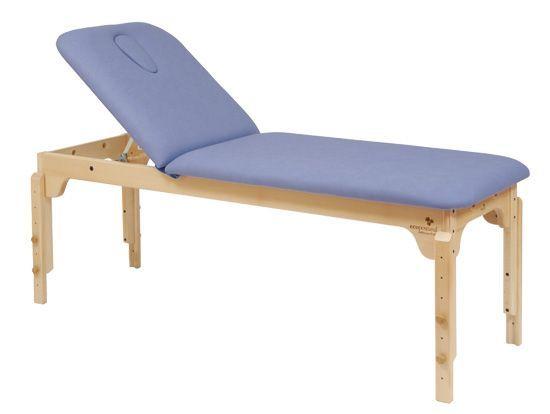 Table fixe en bois Ecopostural hauteur réglable C3120